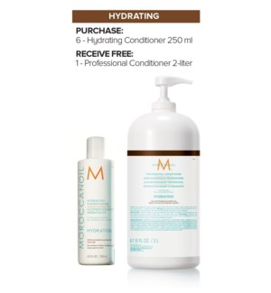 ! MOR 6+2Ltr Hydrating Condition
