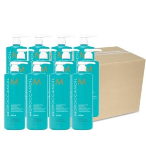 CASE 12 x Ltr MOR Moist Repair Shampoo