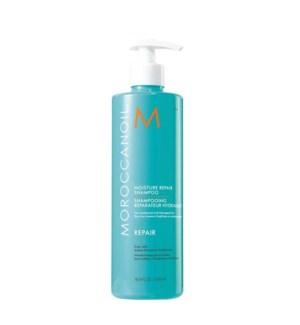 * 500ml MOR Moisture Repair Shampoo 16.9oz