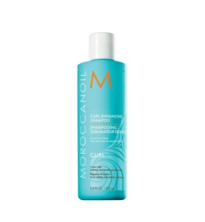 250ml MOR Curl Enhance Shampoo 8.5oz