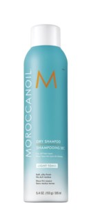 205ml MOR Dry Shampoo LIGHT TONES 5.4oz