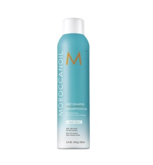 @ 205ml MOR Dry Shampoo LIGHT TONES 5.4oz