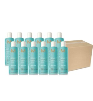 CASE 12x250ml MOR Extra Volume Shampoo