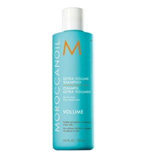 250ml MOR Extra Volume Shampoo 8.5oz