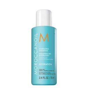 70ml MOR Hydrating Shampoo 2.4oz