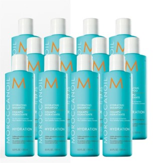 CASE 12 x 250ml MOR Hydrating Shampoo