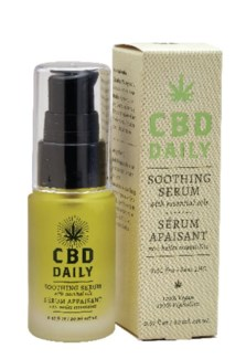 CBD Daily Soothing Serum 0.67oz