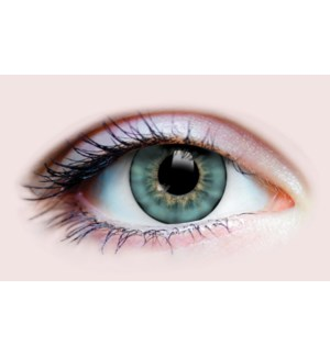 *MD SUNSET TURQUOISE PL Contact Lens COSMETIC