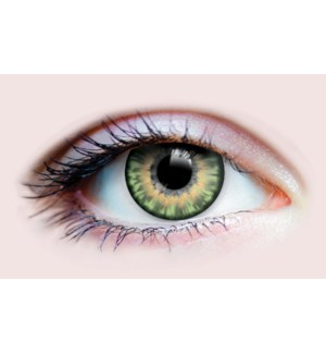 *MD SUNRISE JADE PL Contact Lens COSMETIC