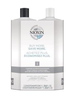 *NIOXIN System 1 Litre Duo