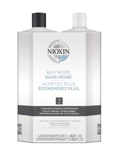 *NIOXIN System 2 Litre Duo