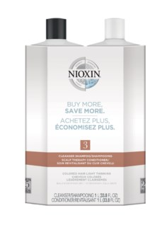 *NIOXIN System 3 Litre Duo