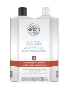 *NIOXIN System 4 Litre Duo