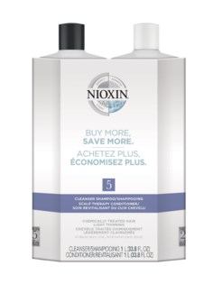 *NIOXIN System 5 Litre Duo