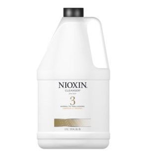 NEW NIOXIN Gallon System 3 Scalp Therapy