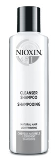NEW NIOXIN 300ml System 1 Cleanser