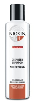 NIOXIN 300ml System 4 Cleanser 300ml
