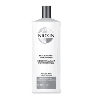 NEW NIOXIN Litre System 1 Scalp Therapy