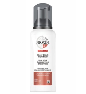 NIOXIN 200ml System 4 Scalp Treat 200ml