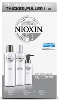 NEW NIOXIN System 1 Kit 300ml 100ml