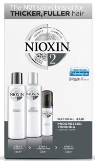 NEW NIOXIN System 2 Kit 300ml 300ml 100m