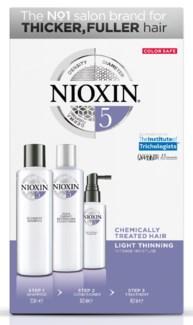 NIOXIN System 5 Kit 300ml 300ml 100ml
