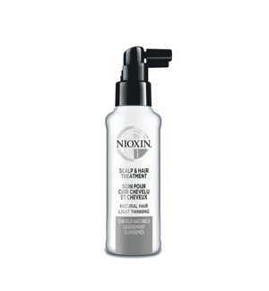 NEW NIOXIN 100ml System 1 Scalp Treatment