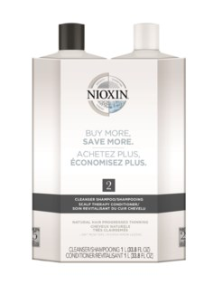 * NEW NIOXIN System 2 Litre Duo