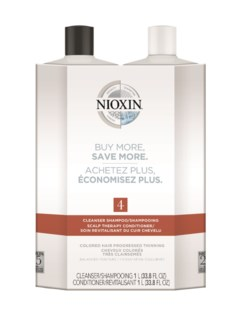 * NEW NIOXIN System 4 Litre Duo
