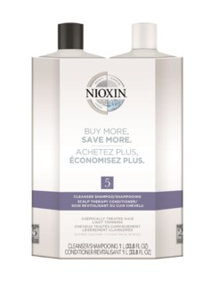 NEW NIOXIN System 5 Litre Duo