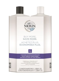 NEW NIOXIN System 6 Litre Duo