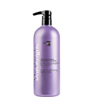 OLIGO Nourishing  Shampoo 1L BLACKLIGHT