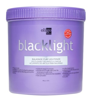 OLIGO Balayage Clay Lightener 576g BLACKLIGHT