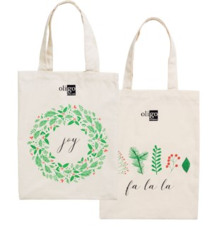 OLIGO Festive Tote Bag HD2020
