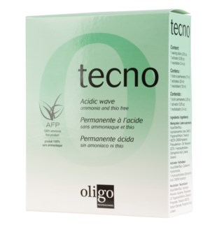 OLIGO TECHNO Acidic Wave Perm