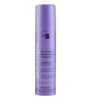 42g OLIGO Dry Shampoo BLACKLIGHT