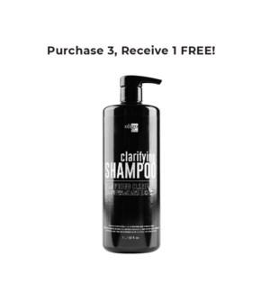 ! 3+1 OLIGO Clarifying Shampoo Litre ND2020