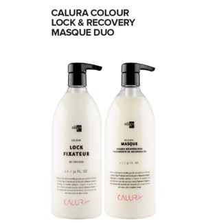 Calura Colour Lock and Recovery Masque DUO JA21