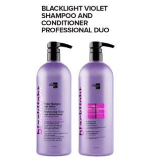 Blacklight Violet Shampoo and Conditione DUO JA21