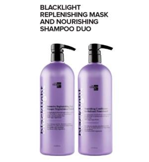 * Blacklight Intensive Replenishing Mask and Nourishing Shampoo DUO JA21