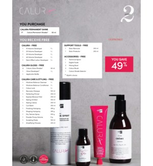 ! OLIGO CALURA INTRO #2  - CHOOSE 81 COLOR