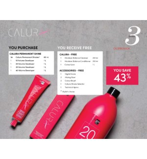 ! OLIGO CALURA INTRO #3  - CHOOSE 24 COLOR
