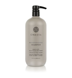 NEW Liter ONESTA MOISTURIZING SHAMP 32oz