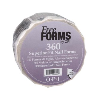 Free Forms Roll Of 360 Nail Forms