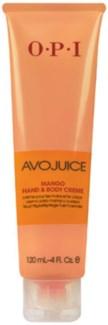 120ml Avojuice Mango Body Cream
