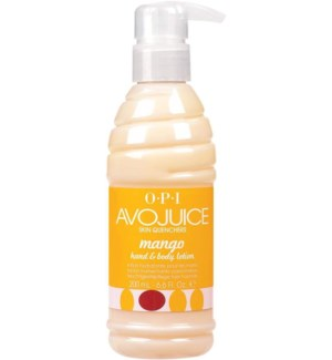 PLZ USE OPIAVMO8 6oz Avojuice Mango Juicie