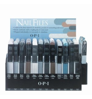 Nail File Display Individually