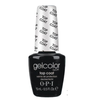 15ml Gelcolor Top Coat CNBO