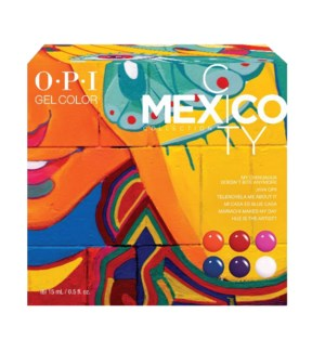 MEXICO Gelcolor Add On Kit #2 FEB 2020