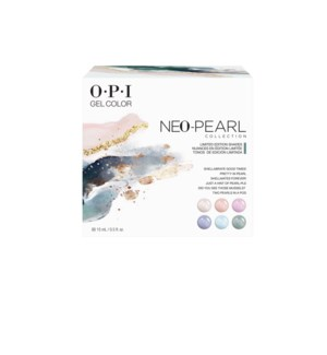 *MD NEO PEARL Gelcolor Add On Kit#1 Display JA2020